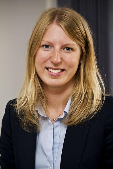 Maria Holmberg, advokat