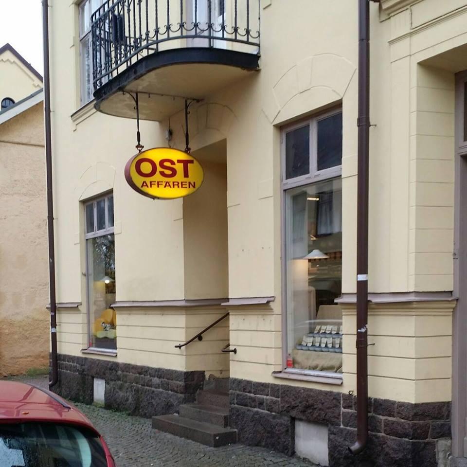 Ostaffären i Strängnäs