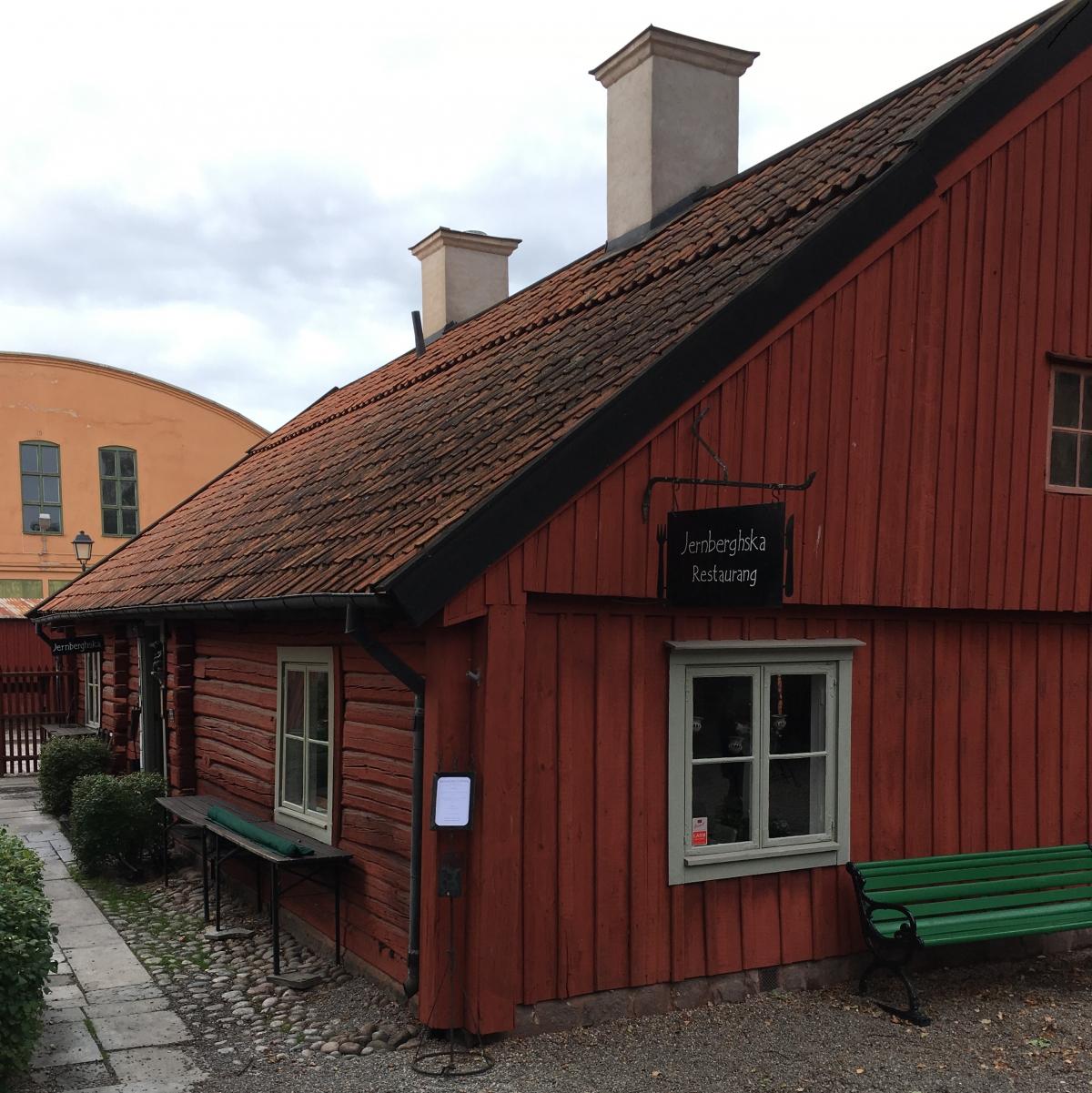 Jernberghska